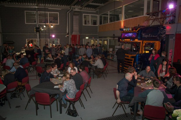 Scania personeelsfeest